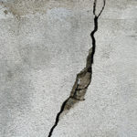 foundation cracks Southern California