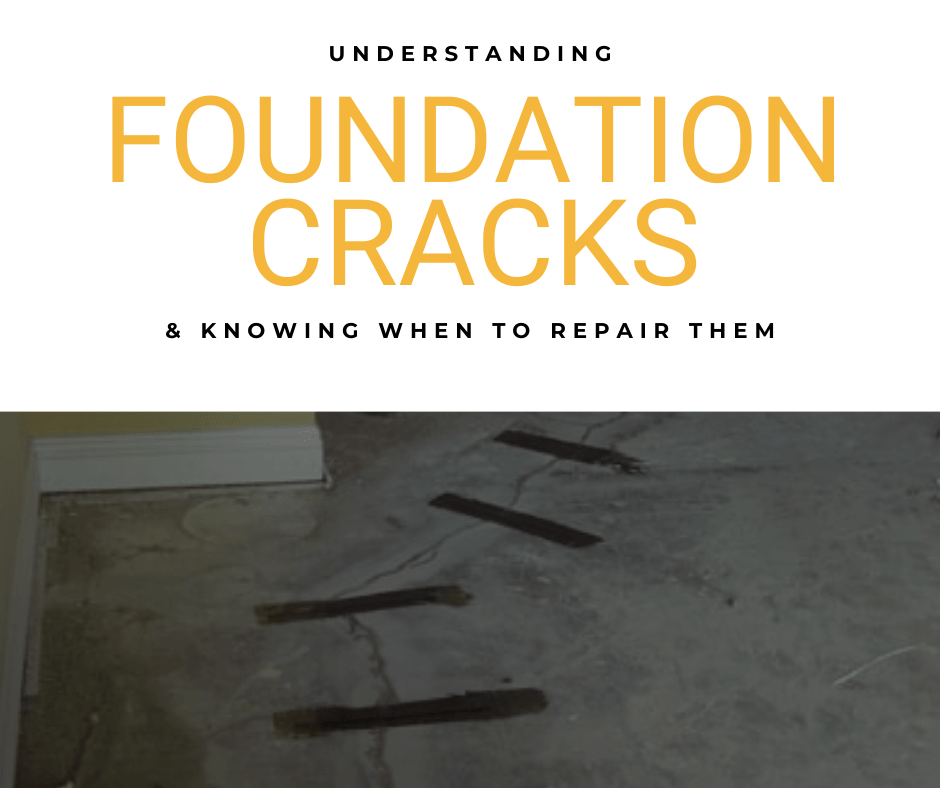 understanding foundation cracks